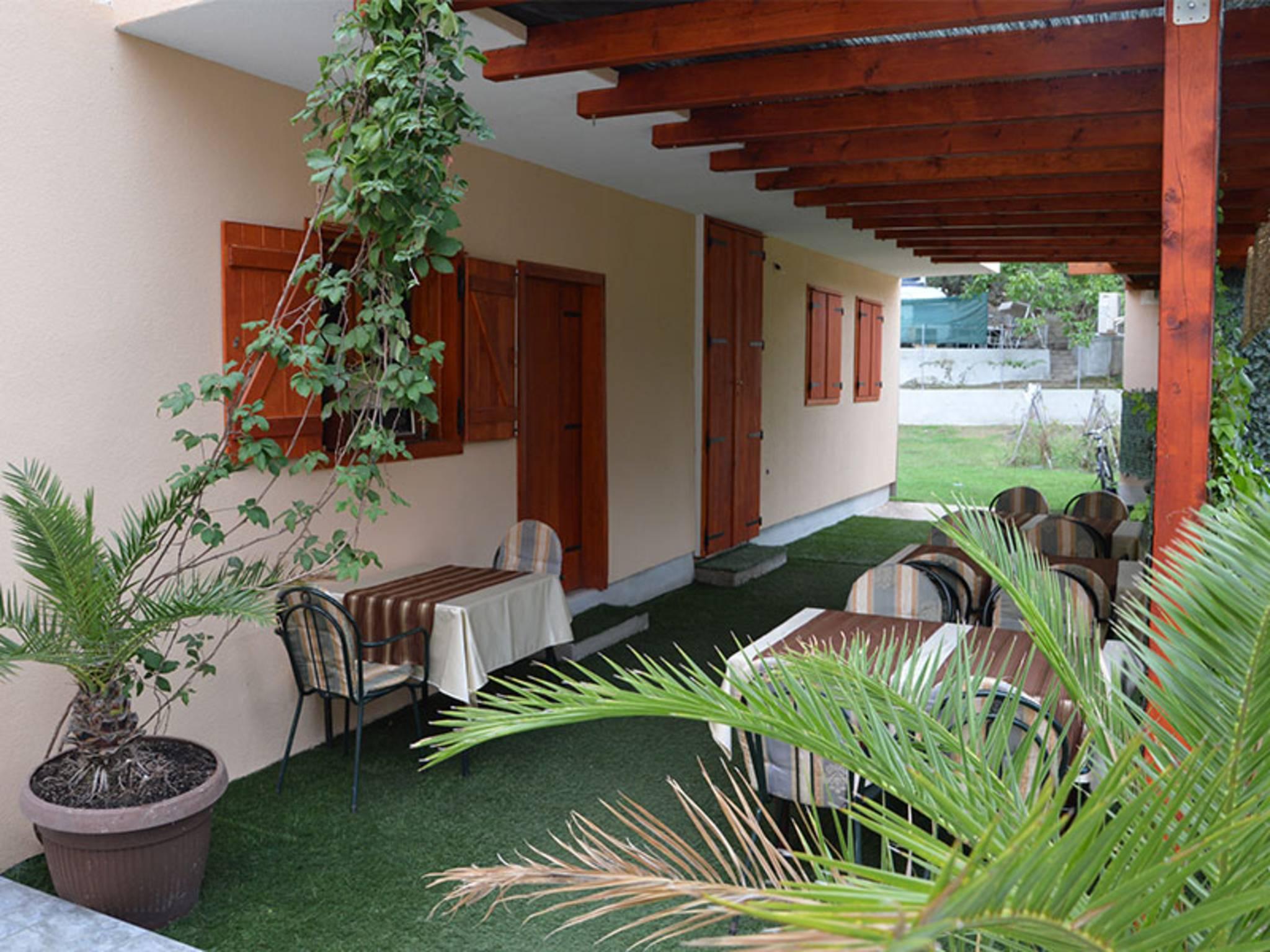 guesthouse villa filipović garden